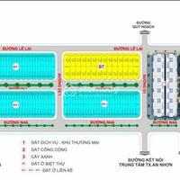 Bán đất nền dự án An Nhơn - Bình Định giá 11 triệu/m2