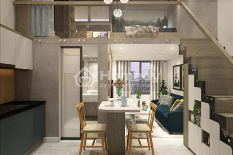 Căn hộ Duplex Nguyễn Thị Thập quận 7 giá chỉ 980 triệu, 36m2, full nội thất, nhận nhà tháng 3/2021
