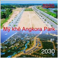 Bán đất khu đô thị Mỹ Khê Angkora Park, đã có sổ, giá đầu tư, cơ hội đón đầu làn sóng đầu tư
