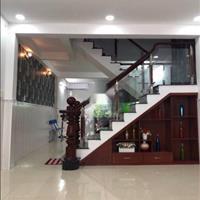 Bán nhà hẻm 6m thông đường Tân Quý, 4x16m, nhà 1 lầu đẹp, giá 6,85 tỷ thương lượng