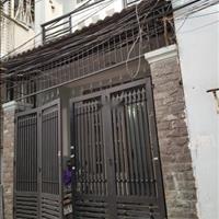 Bán nhà hẻm 4m phường Tân Quý, Quận Tân Phú, 4x17m, trệt, lầu, giá 4,3 tỷ