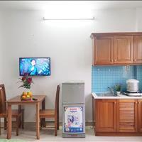 Cho thuê căn hộ studio Lê Văn Sỹ Quận 3 full nội thất cao cấp, bếp riêng, nhiều ánh sáng, đón gió
