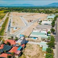 Đất nền Quốc lộ 1A, ngay trạm thu phí Điện Thắng Trung giá chỉ từ 1 tỷ, hỗ trợ vay 50%