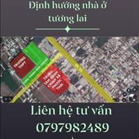 Đất nằm sát Quốc lộ 51 đối diện cụm trung tâm hành chính mới Phước Thái (đang xây dựng)