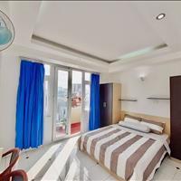 Cho thuê căn hộ 1 phòng ngủ riêng biệt với bếp - full nội thất có máy giặt riêng trong phòng