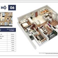 Bán gấp căn hộ 3 phòng ngủ -121m2, Goldmark City chỉ 30% nhận nhà, 70% trả dần 3 năm miễn lãi