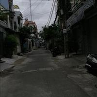 Nhà mới giá rẻ 7 triệu, 4x14m, gác, hẻm 6m Thạch Lam, Tân Phú