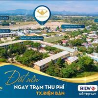 Bán đất nền dự án huyện Điện Bàn - Quảng Nam giá 1.1 tỷ