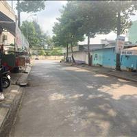 Bán nhà trệt góc 2 mặt tiền đường Nguyễn Bình, gần sân vận động Cần Thơ, mặt tiền ngang gần 25m