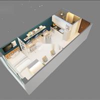Bán căn hộ Officetel 1 phòng ngủ giá ưu đãi từ chủ đầu tư tại Golden King