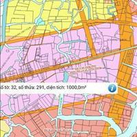 Cần bán lô đất vườn Phú Đông đối diện Vingroup, đất 2 mặt tiền tuyệt đẹp
