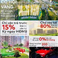 Mở bán toà S8 Vinhomes Grand Park - Chỉ cần thanh toán 15% ký HĐMB - Hỗ trợ lãi suất 24 tháng