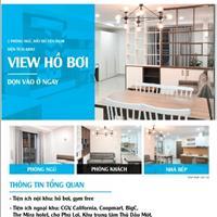Cho thuê căn hộ cao cấp Biconsi Thủ Dầu Một, Bình Dương