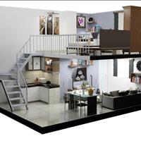 Bán căn hộ khu công nghiệp Nhơn Trạch - Đồng Nai giá 350 triệu