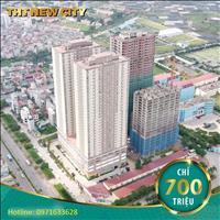 Chung cư giá rẻ THT New City - Hoài Đức chỉ 14,7 triệu/m2