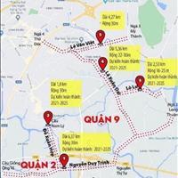 Bán nhà cũ tiện xây mới, DTSD 60m2, sổ hồng, hẻm xe hơi 1693 Nguyễn Duy Trinh, Trường Thạnh, Quận 9