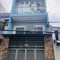 Bán nhà hẻm xe hơi Phú Thọ Hòa gần Lê Cảnh Tuân, 4x17.5m, nhà mới 2 lầu, giá 6.2 tỷ thương lượng