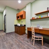 Căn hộ mini full nội thất 25m2, gần chợ Cây Quéo, có thang máy, cửa sổ thoáng, có bếp mới tinh