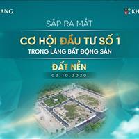 Bán đất Nha Trang chỉ 300 sở hữu vị trí nằm mặt tiền 26m giá F1