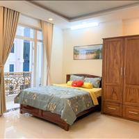 Căn hộ ban công, máy giặt riêng ngay chung cư Phú Thọ