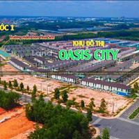Nhà phố Oasis City mặt tiền Vành Đai 4, đối diện đại học Việt Đức, thanh toán trước 600tr