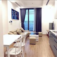 Bán gấp căn 2 phòng ngủ, 2WC, 59m2, full nội thất, giá 2.22 tỷ tại Vinhomes Green Bay