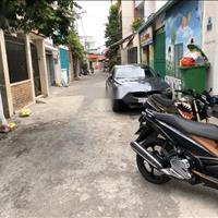 Bán nhà dịch vụ hẻm xe hơi 8m, 1 trệt 4 lầu, đường Nơ Trang Long, Phường 12, Quận Bình Thạnh