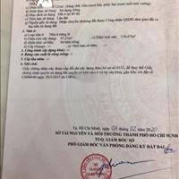 Bán nhà 1/ đường Calmette, phường Nguyễn Thái Bình, Quận 1, giá tốt