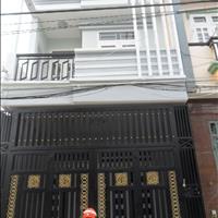 Thua lỗ bán gấp nhà 1 trệt 1 lầu 75m2/1.47 tỷ Bà Hom Quận 6 - sổ hồng riêng - Ở liền