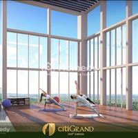Chỉ với 300tr sở hữu ngay căn hộ cao trần Citigrand 5.4m quận 2 - Sổ hồng riêng - Số lượng có hạn