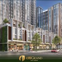 Nhà cao cửa rộng - đón tài lộc đầy nhà với căn hộ trần cao 5,4m tại Citigrand - Đáng sống nhất Q2