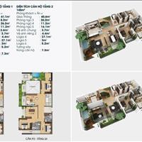 Cần bán căn Duplex 323.6m2, tầng 23, 24 view Vinhomes Riverside vay 70%