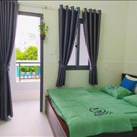 Cho thuê căn hộ Phường 15 quận Tân Bình, chưa qua sử dụng ban công riêng mới tinh, 35m2