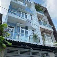 Bán nhà hẻm xe hơi 6m Bùi Quang Là, Phường 12, Quận Gò Vấp, 4 lầu, 4.5mx16m, giá 5,6 tỷ