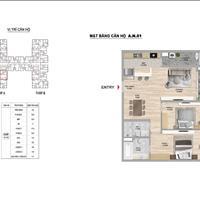 Bán căn hộ cao cấp 3 phòng ngủ góc 104.1m2 The Zei Mỹ Đình - Tây Tứ Trạch