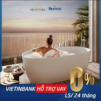 Bảng hàng nội bộ - giá 1 tỷ đã sở hữu 1 phòng ngủ full option, Shantira Beach Hội An