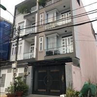 Bán gấp căn nhà 3 tấm như hình, diện tích 5 x 18m, 90m2, cách chợ 100m tiện ở và kinh doanh