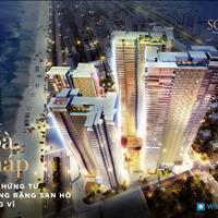 Bán căn hộ full nội thất mặt biển Mỹ Khê Đà Nẵng, tầng cao view đẹp, giá tốt nhất thị trường