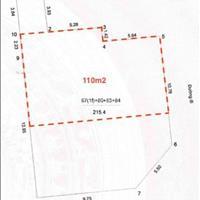 Chính chủ bán lô đất mặt phố VIP Ngô Thị Nhậm 110m2, mặt tiền 7,5m giá 49,5 tỷ