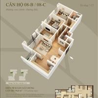 Bán nhanh trong tháng căn góc 3 phòng ngủ 95m2, Mandarin Garden 2 Hòa Phát Tân Mai