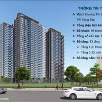 Cơ hội duy nhất sở hữu căn hộ 1 phòng ngủ giá gốc CĐT tại dự án Vũng Tàu Pearl giá chỉ 2.3 tỷ