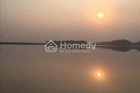 Bán đất mặt hồ Đồng Quan-Sóc Sơn - Hà Nội 3000m2