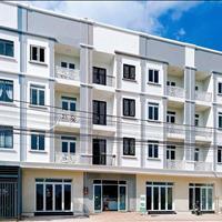 Nhà thô 3 lầu trục chính dự án - Liền kề khu công nghiệp Bình Minh