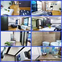 Căn hộ full nội thất, cửa sổ ban công Trần Phú, quận 5
