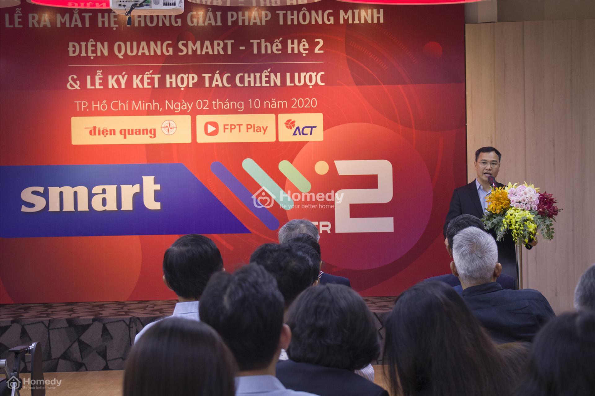 """Ông Hồ Quỳnh Hưng cho ràng trong khoảng 2 năm tới Việt Nam cũng sẽ """"bùng nổ"""" xu hướng Smarthome"""