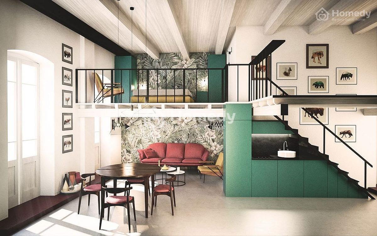 Tham khảo ý kiến chuyên gia để biết được ngôi nhà của bạn nên cải tạo ra sao? Tạo gác lửng hay nâng tầng?