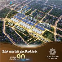 Sun Garden – Giá đầu tư chỉ 600 triệu/lô – Ưu đãi tháng 10