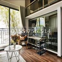 (Chính chủ) cho thuê căn hộ gác lửng đẹp, ban công lớn, gần Thảo Cầm Viên - Hình thật 100%