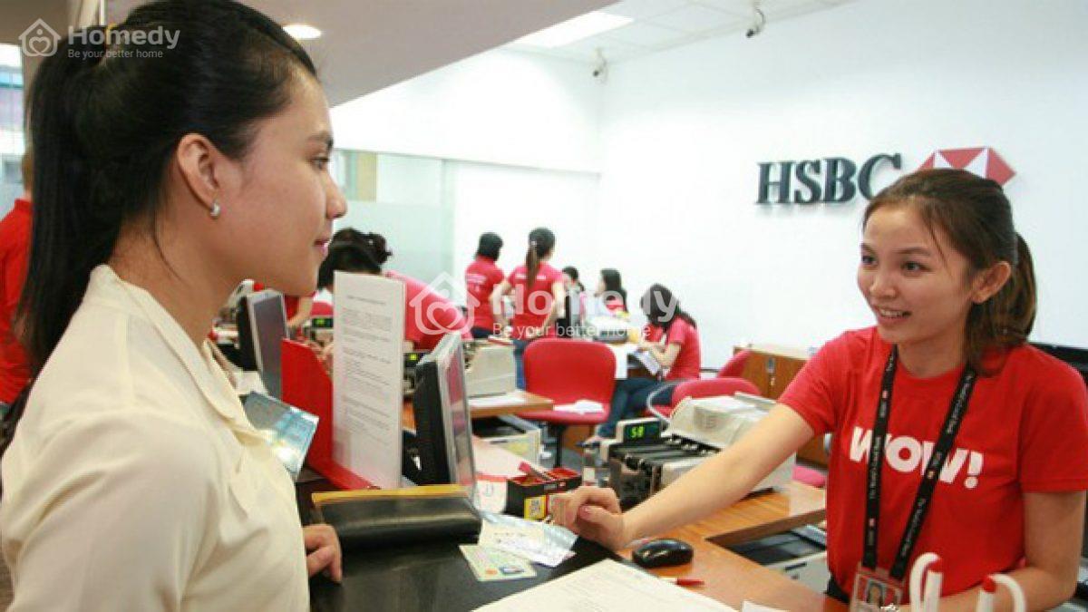 Lãi suất HSBC vay mua nhà hiện nay