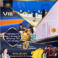 Ngân hàng VIB hỗ trợ thanh lý đất ngay bến xe Miền Tây, Aeon Bình Tân - vị trí vàng - sổ hồng riêng